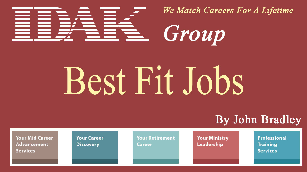 What is your definition of a best fit job description?